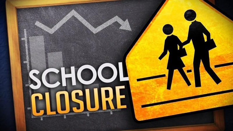 School Closure March 17th through 27th