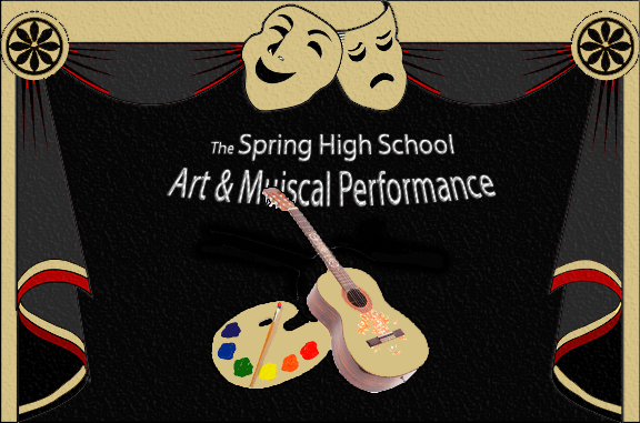 Spring HS Art & Musical Performance 2017