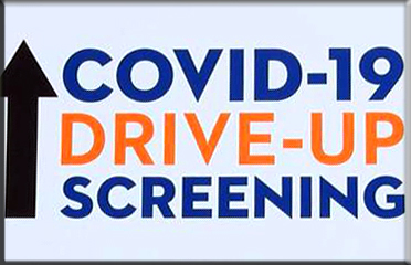 COVID-19 Drive-Thru Screening