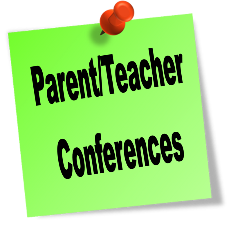 Parent/Teacher Conferences September 22nd