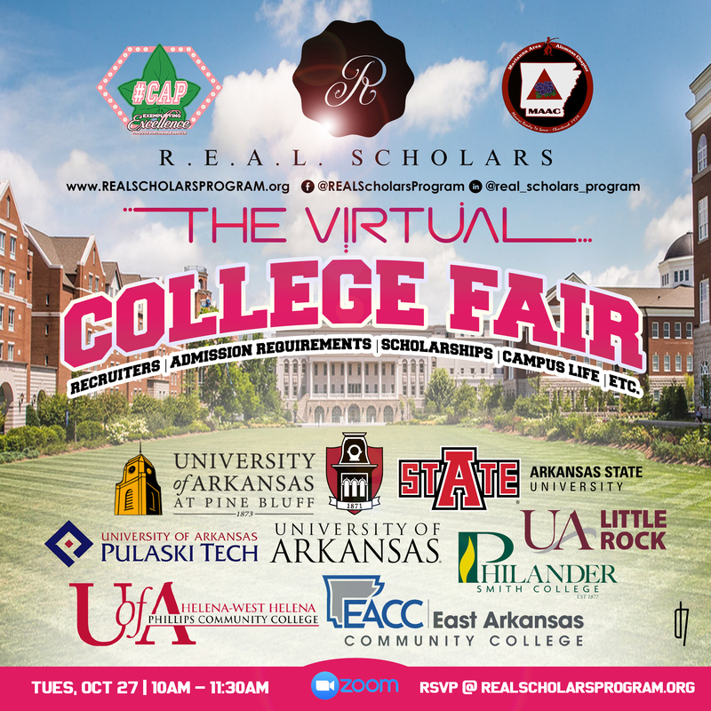The Virtual College Fair