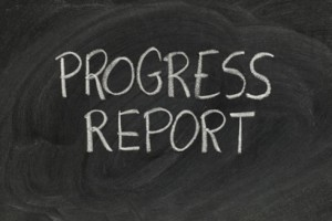 High School Progress Report Dec 3rd