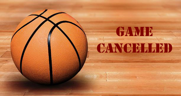 Tonight's BB Games Cancelled 1-12-2021