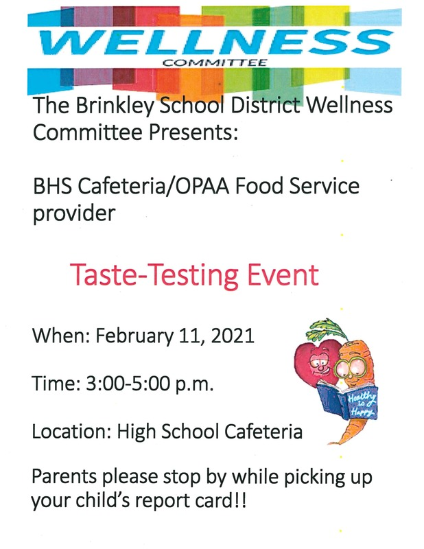 Wellness Event 2-11-21 3:00 pm to 5:00 pm