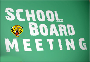 School Board Meeting (Rescheduled)