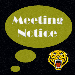 School Board Meeting on April 16th